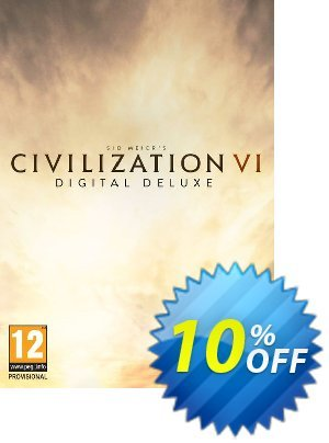 Sid Meier's Civilization VI 6 Digital Deluxe PC (Global) discount coupon Sid Meier's Civilization VI 6 Digital Deluxe PC (Global) Deal - Sid Meier's Civilization VI 6 Digital Deluxe PC (Global) Exclusive offer for iVoicesoft
