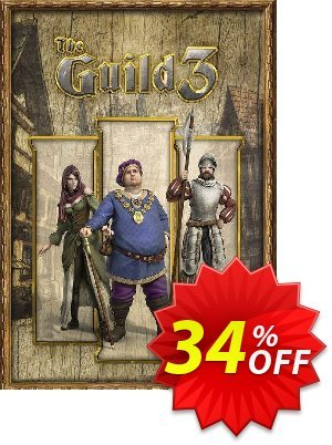 The Guild 3 PC Coupon discount The Guild 3 PC Deal