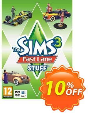 The Sims 3: Fast Lane Stuff (PC/Mac) discount coupon The Sims 3: Fast Lane Stuff (PC/Mac) Deal - The Sims 3: Fast Lane Stuff (PC/Mac) Exclusive offer for iVoicesoft