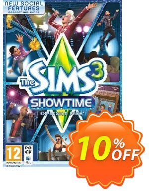 The Sims 3: Showtime (PC/Mac) discount coupon The Sims 3: Showtime (PC/Mac) Deal - The Sims 3: Showtime (PC/Mac) Exclusive offer for iVoicesoft