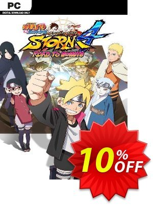 NARUTO SHIPPUDEN Ultimate Ninja STORM 4 Road to Boruto PC 프로모션 코드 NARUTO SHIPPUDEN Ultimate Ninja STORM 4 Road to Boruto PC Deal 프로모션: NARUTO SHIPPUDEN Ultimate Ninja STORM 4 Road to Boruto PC Exclusive offer for iVoicesoft