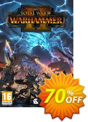 Total War: Warhammer 2 PC Coupon, discount Total War: Warhammer 2 PC Deal. Promotion: Total War: Warhammer 2 PC Exclusive offer for iVoicesoft