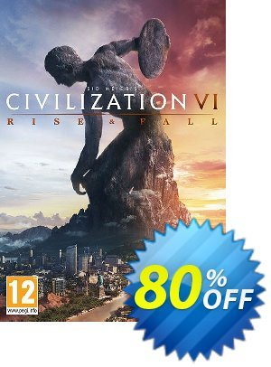 Sid Meier's Civilization VI 6 PC Rise and Fall DLC discount coupon Sid Meier's Civilization VI 6 PC Rise and Fall DLC Deal - Sid Meier's Civilization VI 6 PC Rise and Fall DLC Exclusive offer for iVoicesoft