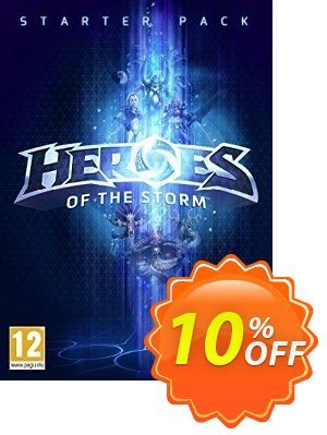 Heroes of the Storm Starter Pack PC/Mac 프로모션 코드 Heroes of the Storm Starter Pack PC/Mac Deal 프로모션: Heroes of the Storm Starter Pack PC/Mac Exclusive offer for iVoicesoft