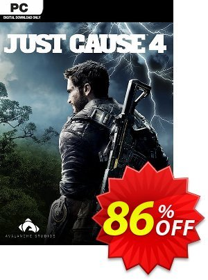 Just Cause 4 PC + DLC discount coupon Just Cause 4 PC + DLC Deal - Just Cause 4 PC + DLC Exclusive offer for iVoicesoft