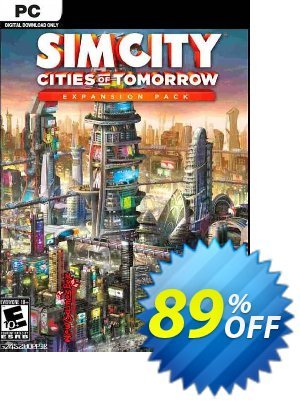 Simcity: Cities of Tomorrow PC 優惠券,折扣碼 Simcity: Cities of Tomorrow PC Deal,促銷代碼: Simcity: Cities of Tomorrow PC Exclusive offer for iVoicesoft