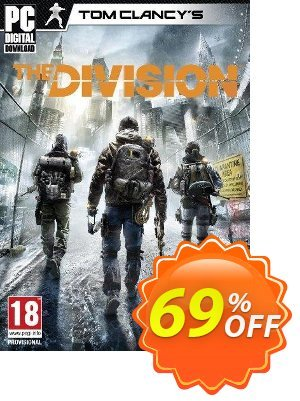 Tom Clancy's The Division PC Coupon discount Tom Clancy's The Division PC Deal. Promotion: Tom Clancy's The Division PC Exclusive offer for iVoicesoft