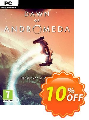Dawn of Andromeda PC 프로모션 코드 Dawn of Andromeda PC Deal 프로모션: Dawn of Andromeda PC Exclusive offer for iVoicesoft