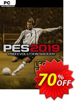 Pro Evolution Soccer (PES) 2019 Legend Edition PC Coupon discount Pro Evolution Soccer (PES) 2020 Legend Edition PC Deal - Pro Evolution Soccer (PES) 2020 Legend Edition PC Exclusive offer for iVoicesoft