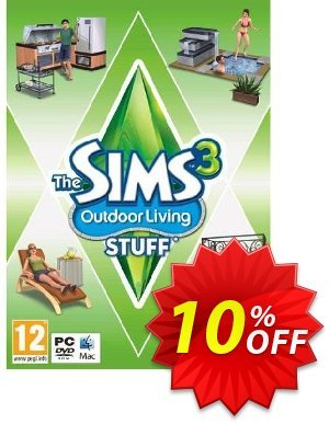 The Sims 3 - Outdoor Living Stuff (PC/Mac) discount coupon The Sims 3 - Outdoor Living Stuff (PC/Mac) Deal - The Sims 3 - Outdoor Living Stuff (PC/Mac) Exclusive offer for iVoicesoft