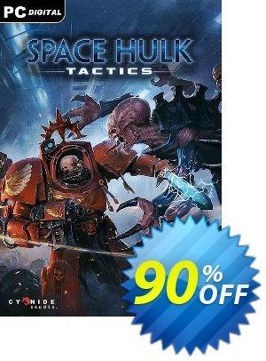 Space Hulk: Tactics PC Inc BETA 프로모션 코드 Space Hulk: Tactics PC Inc BETA Deal 프로모션: Space Hulk: Tactics PC Inc BETA Exclusive offer for iVoicesoft