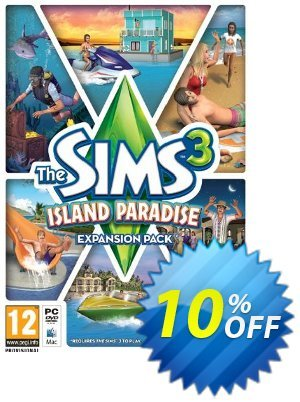 The Sims 3: Island Paradise PC 프로모션 코드 The Sims 3: Island Paradise PC Deal 프로모션: The Sims 3: Island Paradise PC Exclusive offer for iVoicesoft