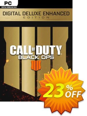 Call of Duty (COD) Black Ops 4 Deluxe Enhanced Edition PC (US) discount coupon Call of Duty (COD) Black Ops 4 Deluxe Enhanced Edition PC (US) Deal - Call of Duty (COD) Black Ops 4 Deluxe Enhanced Edition PC (US) Exclusive offer for iVoicesoft