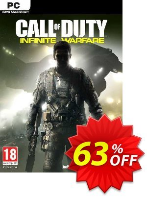 Call of Duty (COD): Infinite Warfare PC Coupon, discount Call of Duty (COD): Infinite Warfare PC Deal. Promotion: Call of Duty (COD): Infinite Warfare PC Exclusive offer for iVoicesoft