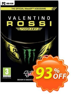 Valentino Rossi The Game PC 優惠券,折扣碼 Valentino Rossi The Game PC Deal,促銷代碼: Valentino Rossi The Game PC Exclusive offer for iVoicesoft