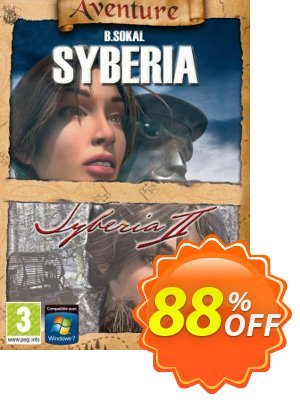 Syberia Bundle PC 優惠券,折扣碼 Syberia Bundle PC Deal,促銷代碼: Syberia Bundle PC Exclusive offer for iVoicesoft