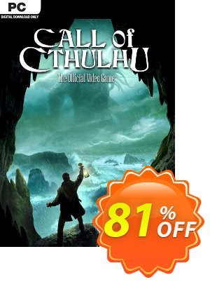Call of Cthulhu PC割引コード・Call of Cthulhu PC Deal キャンペーン:Call of Cthulhu PC Exclusive offer for iVoicesoft