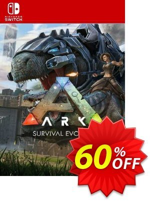 ARK: Survival Evolved Switch (EU) Coupon, discount ARK: Survival Evolved Switch (EU) Deal. Promotion: ARK: Survival Evolved Switch (EU) Exclusive Easter Sale offer for iVoicesoft