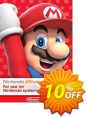 Nintendo eShop Card $20 (USA) discount coupon Nintendo eShop Card $20 (USA) Deal - Nintendo eShop Card $20 (USA) Exclusive Easter Sale offer for iVoicesoft