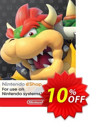Nintendo eShop Card $50 (USA) discount coupon Nintendo eShop Card $50 (USA) Deal - Nintendo eShop Card $50 (USA) Exclusive Easter Sale offer for iVoicesoft