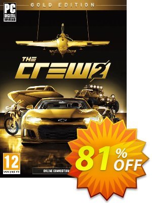 The Crew 2 Gold Edition PC discount coupon The Crew 2 Gold Edition PC Deal - The Crew 2 Gold Edition PC Exclusive offer for iVoicesoft
