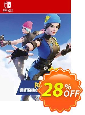 Fortnite - Wildcat Bundle Switch (EU) discount coupon Fortnite - Wildcat Bundle Switch (EU) Deal - Fortnite - Wildcat Bundle Switch (EU) Exclusive Easter Sale offer for iVoicesoft