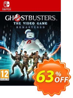 Ghostbusters: The Video Game Remastered Switch (EU) Coupon, discount Ghostbusters: The Video Game Remastered Switch (EU) Deal 2021 CDkeys. Promotion: Ghostbusters: The Video Game Remastered Switch (EU) Exclusive Sale offer for iVoicesoft