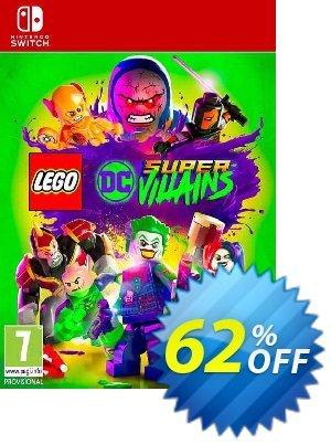 LEGO DC Super-Villains Switch (EU) discount coupon LEGO DC Super-Villains Switch (EU) Deal 2021 CDkeys - LEGO DC Super-Villains Switch (EU) Exclusive Sale offer for iVoicesoft