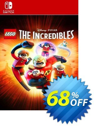 LEGO The Incredibles Switch (EU) discount coupon LEGO The Incredibles Switch (EU) Deal 2021 CDkeys - LEGO The Incredibles Switch (EU) Exclusive Sale offer for iVoicesoft