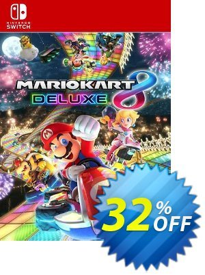 Mario Kart 8 Deluxe Switch (AUS/NZ) discount coupon Mario Kart 8 Deluxe Switch (AUS/NZ) Deal 2021 CDkeys - Mario Kart 8 Deluxe Switch (AUS/NZ) Exclusive Sale offer for iVoicesoft