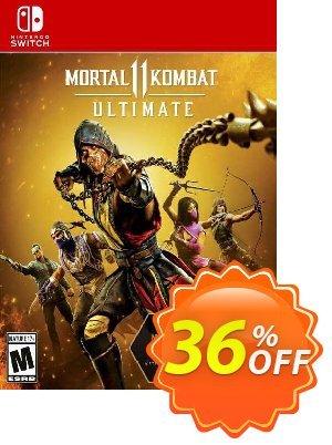 Mortal Kombat 11 Ultimate Switch (EU) Coupon discount Mortal Kombat 11 Ultimate Switch (EU) Deal 2021 CDkeys
