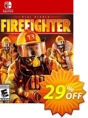 Real Heroes: Firefighter Switch (EU) Coupon, discount Real Heroes: Firefighter Switch (EU) Deal 2021 CDkeys. Promotion: Real Heroes: Firefighter Switch (EU) Exclusive Sale offer for iVoicesoft
