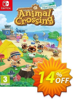 Animal Crossing: New Horizons Switch (US) discount coupon Animal Crossing: New Horizons Switch (US) Deal 2021 CDkeys - Animal Crossing: New Horizons Switch (US) Exclusive Sale offer for iVoicesoft