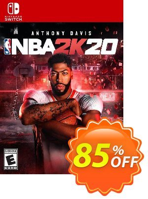 NBA 2K20 Switch (EU) discount coupon NBA 2K20 Switch (EU) Deal 2021 CDkeys - NBA 2K20 Switch (EU) Exclusive Sale offer for iVoicesoft