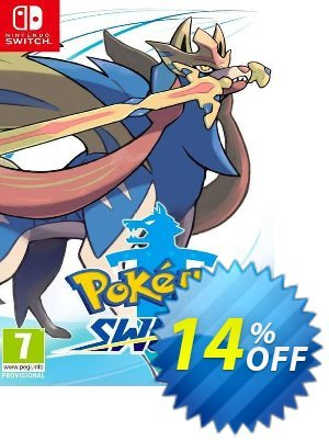 Pokemon Sword Switch (US) discount coupon Pokemon Sword Switch (US) Deal 2021 CDkeys - Pokemon Sword Switch (US) Exclusive Sale offer for iVoicesoft