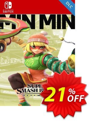 Super Smash Bros. Ultimate Min Min Challenger Pack 6 Switch (EU) discount coupon Super Smash Bros. Ultimate Min Min Challenger Pack 6 Switch (EU) Deal 2021 CDkeys - Super Smash Bros. Ultimate Min Min Challenger Pack 6 Switch (EU) Exclusive Sale offer for iVoicesoft