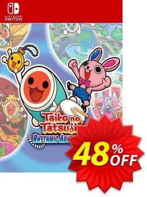 Taiko no Tatsujin Rhythmic Adventure Pack 1 Switch (EU) discount coupon Taiko no Tatsujin Rhythmic Adventure Pack 1 Switch (EU) Deal 2021 CDkeys - Taiko no Tatsujin Rhythmic Adventure Pack 1 Switch (EU) Exclusive Sale offer for iVoicesoft