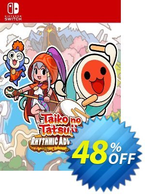 Taiko no Tatsujin Rhythmic Adventure Pack 2 Switch (EU) Coupon, discount Taiko no Tatsujin Rhythmic Adventure Pack 2 Switch (EU) Deal 2021 CDkeys. Promotion: Taiko no Tatsujin Rhythmic Adventure Pack 2 Switch (EU) Exclusive Sale offer for iVoicesoft