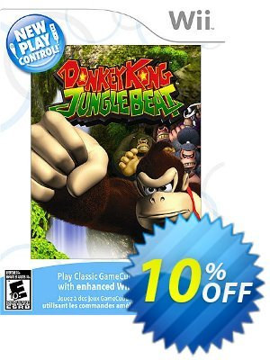 Donkey Kong Jungle Beat Wii U - Game Code discount coupon Donkey Kong Jungle Beat Wii U - Game Code Deal 2021 CDkeys - Donkey Kong Jungle Beat Wii U - Game Code Exclusive Sale offer for iVoicesoft