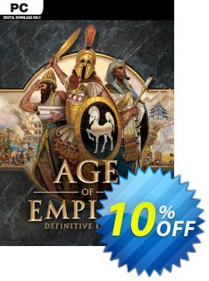 Age of Empires: Definitive Edition PC discount coupon Age of Empires: Definitive Edition PC Deal 2021 CDkeys - Age of Empires: Definitive Edition PC Exclusive Sale offer for iVoicesoft
