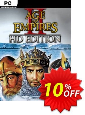 Age of Empires II PC discount coupon Age of Empires II PC Deal 2021 CDkeys - Age of Empires II PC Exclusive Sale offer for iVoicesoft