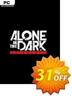 Alone in the Dark Anthology PC (EN) discount coupon Alone in the Dark Anthology PC (EN) Deal 2021 CDkeys - Alone in the Dark Anthology PC (EN) Exclusive Sale offer for iVoicesoft