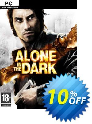 Alone in the Dark PC discount coupon Alone in the Dark PC Deal 2021 CDkeys - Alone in the Dark PC Exclusive Sale offer for iVoicesoft
