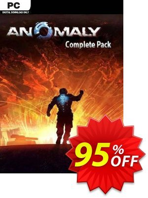Anomaly Complete Pack PC discount coupon Anomaly Complete Pack PC Deal 2021 CDkeys - Anomaly Complete Pack PC Exclusive Sale offer for iVoicesoft