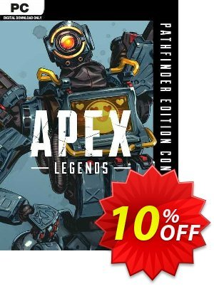 Apex Legends - Pathfinder Edition PC discount coupon Apex Legends - Pathfinder Edition PC Deal 2021 CDkeys - Apex Legends - Pathfinder Edition PC Exclusive Sale offer for iVoicesoft
