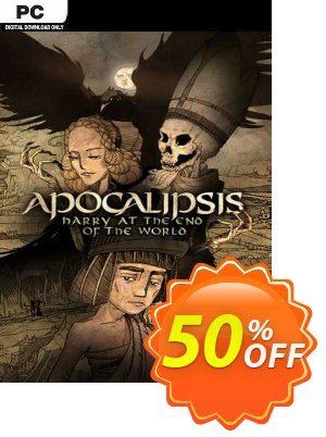 Apocalipsis PC discount coupon Apocalipsis PC Deal 2021 CDkeys - Apocalipsis PC Exclusive Sale offer for iVoicesoft