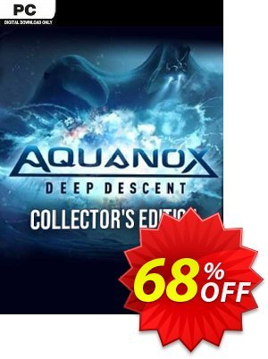 Aquanox Deep Descent - Collector's Edition PC discount coupon Aquanox Deep Descent - Collector's Edition PC Deal 2021 CDkeys - Aquanox Deep Descent - Collector's Edition PC Exclusive Sale offer for iVoicesoft