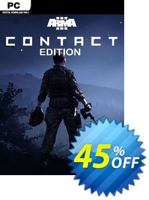 Arma 3 Contact Edition PC (EU) discount coupon Arma 3 Contact Edition PC (EU) Deal 2021 CDkeys - Arma 3 Contact Edition PC (EU) Exclusive Sale offer for iVoicesoft