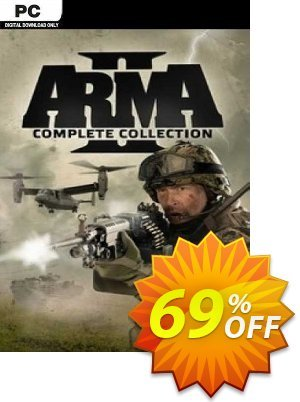 Arma 2: Complete Collection PC discount coupon Arma 2: Complete Collection PC Deal 2021 CDkeys - Arma 2: Complete Collection PC Exclusive Sale offer for iVoicesoft