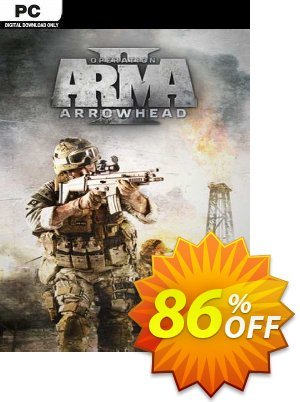 Arma 2- Operation Arrowhead PC discount coupon Arma 2- Operation Arrowhead PC Deal 2021 CDkeys - Arma 2- Operation Arrowhead PC Exclusive Sale offer for iVoicesoft